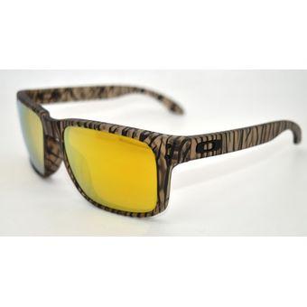 Compra Lentes Oakley Holbrook Urban Jungle 24k Gold Iridium online ... f1bde0d7a1