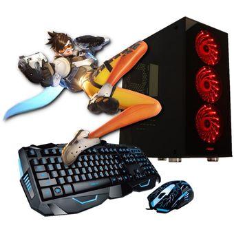 PC GAMER AMD A8 9600 RADEON R7 4GB DDR4 SSD 120GB