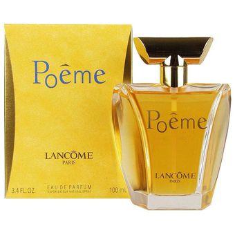 Compra Perfume Poeme De Lancome 100 Ml Edp Spray Dama Online Linio