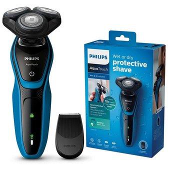 Compra Afeitadora eléctrica AquaTouch Philips en seco y húmedo ... edc6460dfa4b