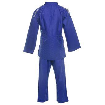 judoguis para niños adidas azul
