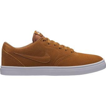 huge discount 21008 794e2 Agotado Zapatillas Skate Hombre Nike Sb Check Solar -Marron