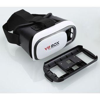 54ed647a8f3 Google Cardboard - VR BOX segunda generacion 2.0 gafas lentes de Realidad  Virtual VR BOX Virtual