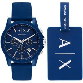 a55bd7337e7f Reloj Armani Exchange para Hombre - Set Outerbanks AX7107