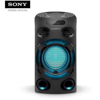 Equipo de Sonido Sony MHC-V02 Bluetooth - Negro