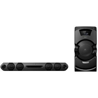Equipo Mini Sony HCD-GT3D 720w Con Bluetooth Usb Y DVD Obsequio Trípode Original