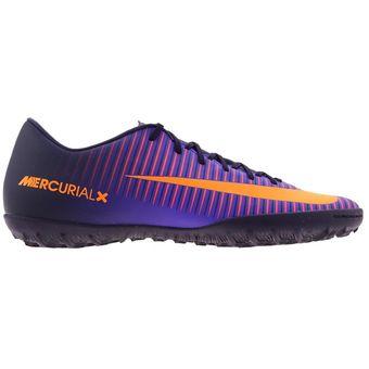 sale retailer 7d6ab 795b8 Agotado Zapatos Fútbol Hombre Nike Mercurial Victory VI TF -Morado
