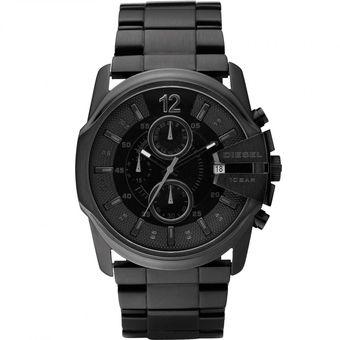 365e2158ff0b Compra Reloj Diesel cronógrafo acero inoxidable cuarzo Master Chief ...