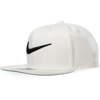 91861817a5440 Compra Gorra Nike Swoosh Pro - 639534100 - Blanco - Unisex online ...
