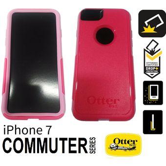 new arrival a4739 67e74 IPhone 7 Apple Funda Otterbox Commuter Case Armor Anti-shock Estuche  Protector Cover