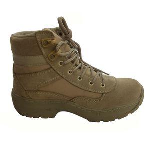 Zapato de punta plana resistente al agua para hombres, color verde oscuro, 7.5 W US