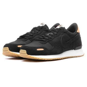 Zapatillas Nike Air Vortex leather negra hombre