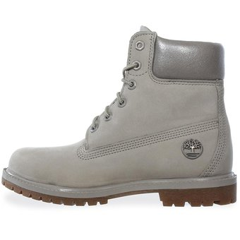 8cc981a5 Compra Botas Timberland 6 IN Premium - TB0A1HZB093 - Gris - Mujer ...