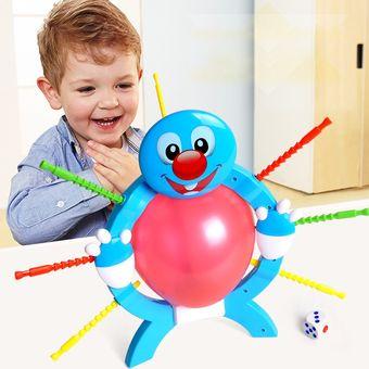 Compra Boom Balloon Juego Poke El Globo De Escritorio Juguetes