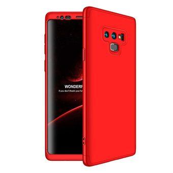 b1c7fc73b63 Compra Funda De 3-en-1 360 Para Samsung Galaxy Note 9-Rojo online ...