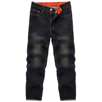 Compra Pantalones Jeans Denimn Para Hombre-Negro online  e80dd6f610d