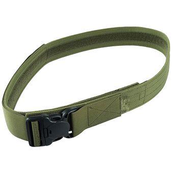 atesorar como una mercancía rara fina artesanía nueva especiales Cinturón táctico al aire libre para hombre con soporte de carga de Nylon  cinturón Web Airsoft Tiro Militar accesorios de caza(Tan)