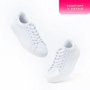 302d99ce82486 Tenis Flexi 33510 Dama Comodos y Bonitos Originales - Blanco