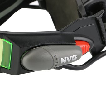 2d23e6c793 ER LED Regulable Gafas De Visión Nocturna Con Luces Flip-Out Lente Ocular  Gafas