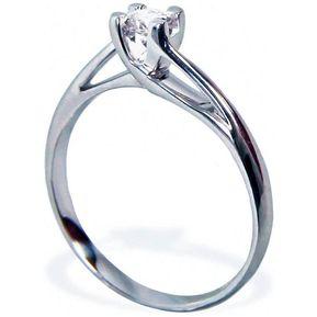 e7f48cb9cca3 Anillo De Compromiso Solitario Diamond Desing Diamante Natural 10 Puntos  Con Montadura De Oro Blanco De
