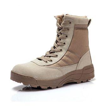 ce8dda7473e37 Compra Hombre Hombre Hombre CQB.swat Combate Militar Botas Amarillo online  Linio f67290