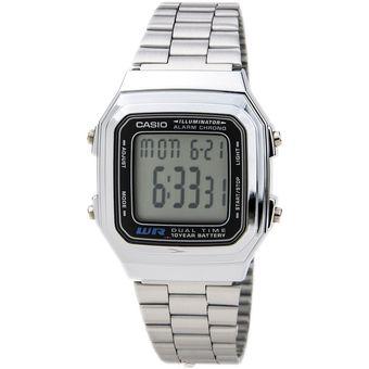 a9e46903cca4 Compra Reloj Casio A178 Retro Clasico Vintage- Negro online