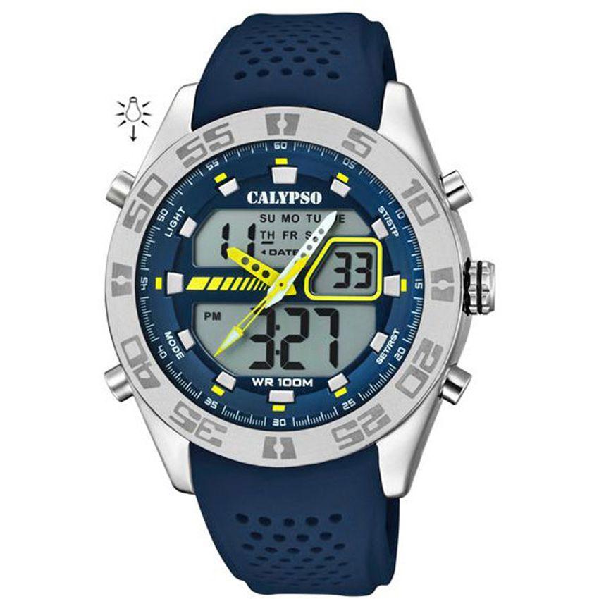 Reloj K5774/3 Azul Calypso Hombre Street Style Calypso
