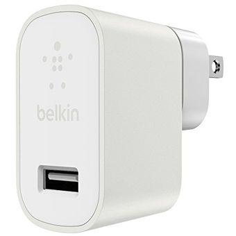 Belkin F8M730btGLD oro metalizado Cargador met/álico para el coche MIXIT USB universal, 2,4 A, se conecta al mechero, carga inteligente, protege tus dispositivos