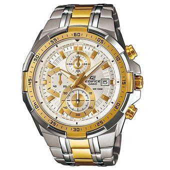 29d57e068d65 Compra Reloj Casio Edifice EFR 539SG 7AV Plateado Masculino online ...