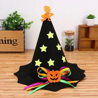 Compra GO Halloween decoraciones horquilla Cabello fiesta sombreros ... f656b53f81e