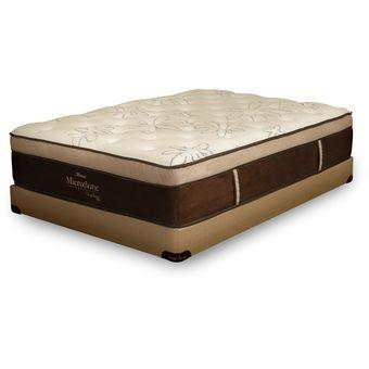 Colchones Sealy.Colchon Jgo Sealy Hermes Basic Queen Size Con Box Dormimundo