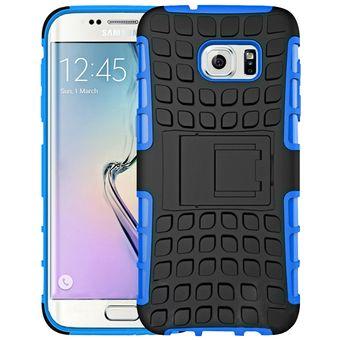 9f8d52945e254 Para Samsung Galaxy S7 EDGE   G935 2 En 1 Doble De Color Negro Con Textura