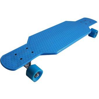 37d753d8caa Compra Patineta Skate Longboard 73cm Penny Grande- Azul online ...