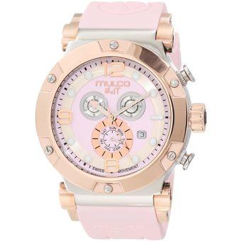 332c975c7ec5 Compra Mulco Reloj Para Dama Mw5-1623-813 Rosado online