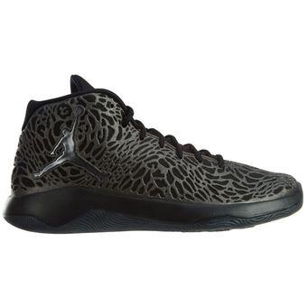 official photos e46e4 00b58 ... clearance zapatos deportivos hombre nike jordan ultra fly negro 08f17  a1272