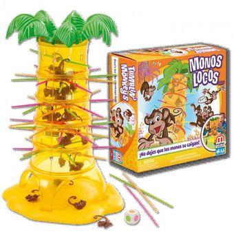 Compra Monos Locos Mattel Online Linio Mexico