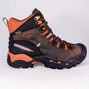 Chaussures Noires Avec Velcro Hommes Occasionnels Keen en ligne Pd7KQ