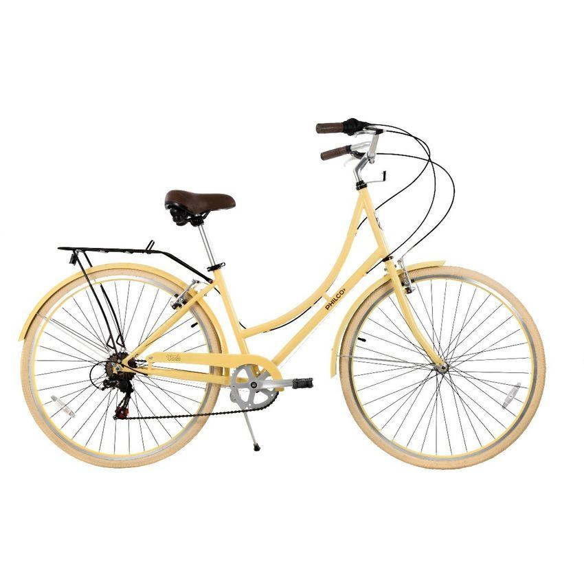 Philco Fcss28vn070f Bicicleta De Paseo Rod 700c Mod Sicilia