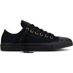 zapatillas converse negra mujer