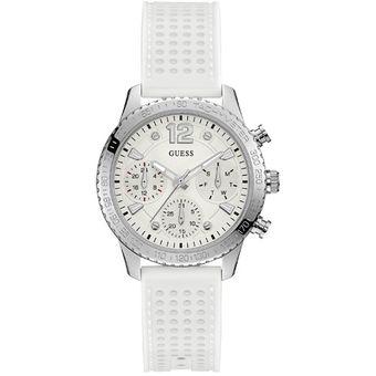d30a84129040 Compra Reloj Guess W1025L1 Blanco online