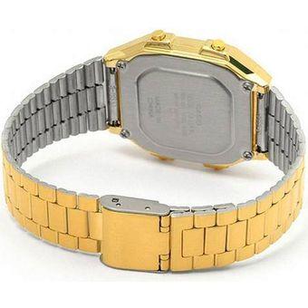 363556d64327 Compra Reloj Casio Retro A178 WG Digital Acero Unisex - Dorado ...
