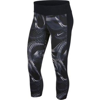 Racer Crop Deportivo Online Nike Mujer Compra Power Negro Pantalon PY1FO
