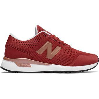 new balance zapatillas mujer rojo