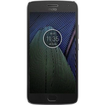b214ab038 Compra Motorola Moto G5 Plus 32GB 2GB RAM - Gris Oscuro online ...