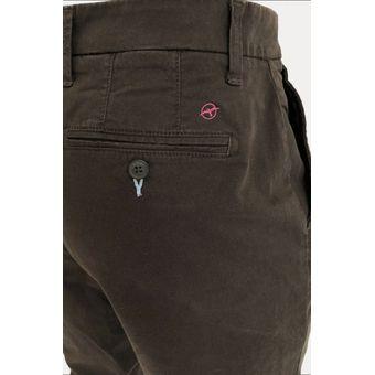 Pantalon En Dril Chino Para Hombre Delascar Cafe Pc0418 Linio Colombia De297fa0gfqvdlco