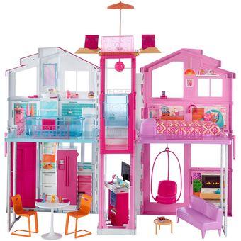 Compra Barbie Casa De Campo Mattel Online Linio Colombia