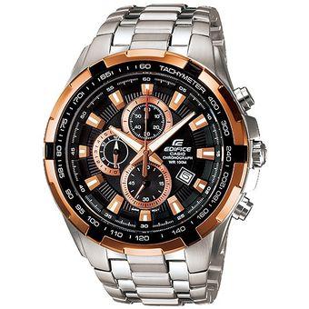 6060cb320ee5 Reloj Casio Edifice EF-539D-1A5V Analógico Hombre - Plateado Y Dorado