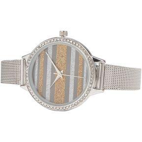 61448f149 Reloj Para Dama Color Silver Marca Aeropostale Estilo 0269