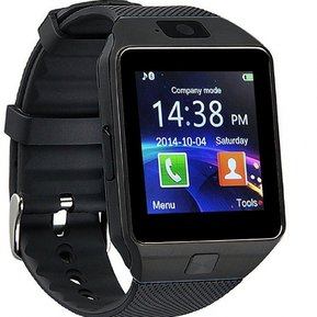 90ee520d4671 Smart Watch DZ09 Reloj Inteligente Bluetooth Para Android -Negro