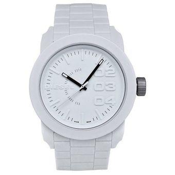 674cf2e55418 Compra Reloj Diesel Double Down DZ1436 Para Caballero-Blanco online ...